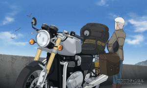 ゆるキャンってバイクアニメでいいんか?www