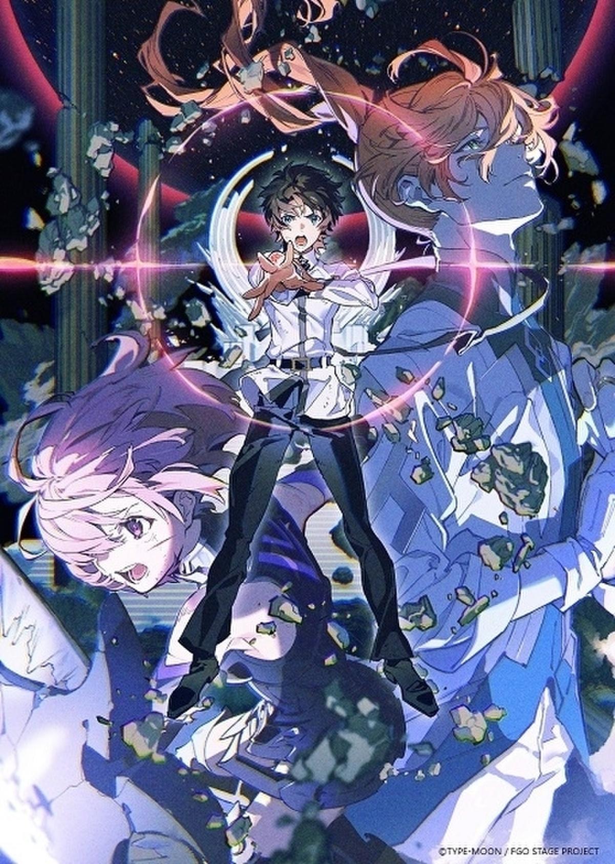 新作!?「Fate/Grand Order 」7月公開決定!
