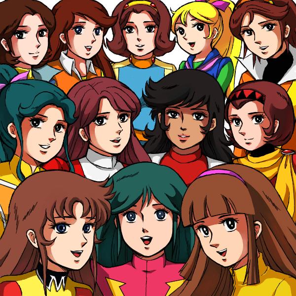 【アニメ】70年代生まれが憧れた最高のヒロイン3選www