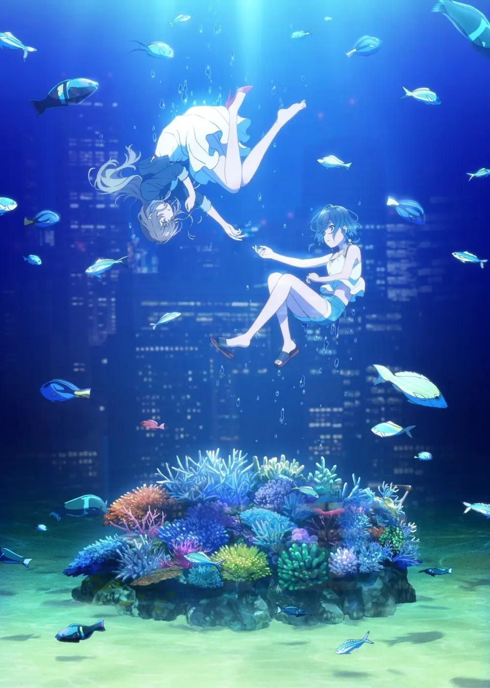 【朗報】P.A.WORKSの新作夏アニメが凪のあすからっぽいwww